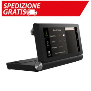 Piattaforma multimediale Android Unit GPS Europe 3G 6.86 Pollici Android 5.0 Car Navigation 1G RAM 16G ROM