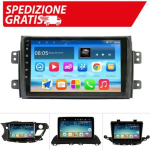 Autoradio Android per Opel Insignia Mokka OMEGA Yat Antara 2 din Android Auto radio GPS Navigation AM/FM/RDS Bluetooth Multimedia player 1