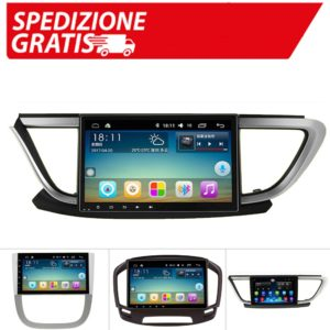 Autoradio Android per Opel Insignia Mokka OMEGA Yat Antara 2 din Android Auto radio GPS Navigation AM/FM/RDS Bluetooth Multimedia player
