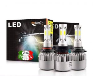 Lampadine anabbaglianti ASTON MARTIN DB7 (2000 onwards) Lampadine led Kit completo COB 2